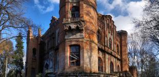 Садиби Черкащини: замки, парки і старосвітські маєтки (частина 1)
