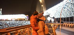 Різдвяно-новорічний Київ: 8 кілометрів зимових свят