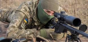 Снайпери ЗСУ: навчання на Луганщині