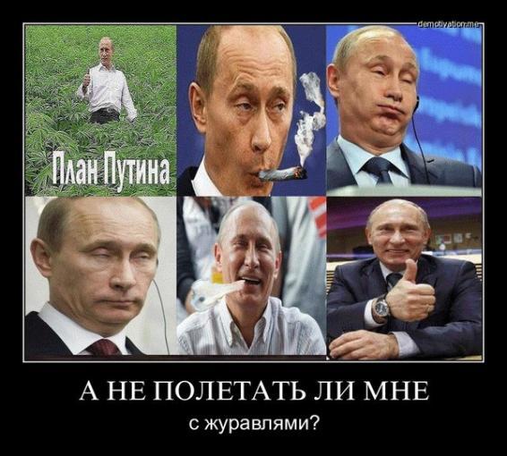 Почтальон Путин, тайна гуманитарного конвоя, памятка российского миротворца. Свежие ФОТОжабы от Цензор.НЕТ - Цензор.НЕТ 5482