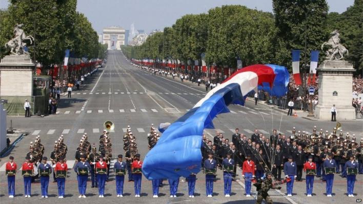 Государственный праздник франции 14 июля