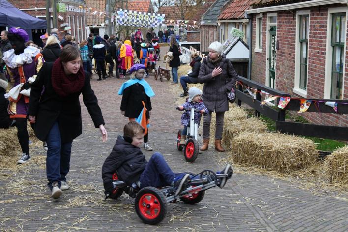 Встречаем синтерклааса, или новый год в нидерландах