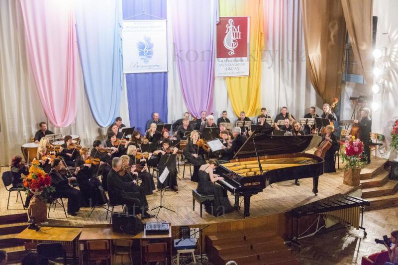 Муниципальные оркестры харьковской обл видео