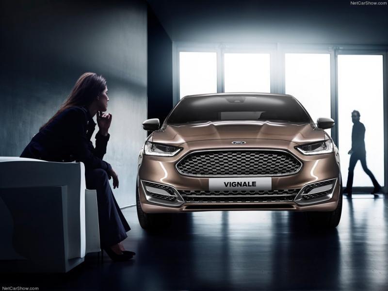 видение компании ford