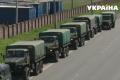 Практика на границе: курсантов из академии в Хмельницком вывезли в палаточный городок