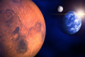 На Марсе нашли озеро с водой в жидком состоянии