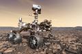 Марсоход Perseverance записал первые звуки своего передвижения на Марсе