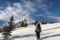 В Карпатах выпало 1,5 метра снега