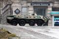 В Луганске отключили телевидение, радио и связь