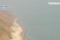 Берега Азовского моря уходят под воду
