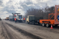 В Харьковской области восстановили дорогу на Лозовую