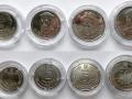 Монеты в 5 гривен появятся этой осенью