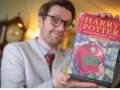 """""""Гарри Поттер и философский камень"""" первого издания продали почти за $35 тысяч"""