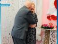 В Кривом Роге супружеская пара после 60 лет совместной жизни снова пошла жениться