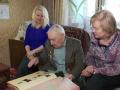 В Днепре долгожитель отметил 100-летний юбилей