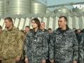В Одессе военные моряки провели молебен за освобождение побратимов