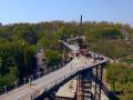 Пешеходно-велосипедный мост в Киеве строят по украинскому проекту