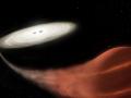 "В космосе обнаружили звезду-""вампира"""