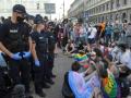 Омбудсмен Польши открыл дело из-за задержания в Варшаве ЛГБТ-активистов