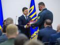 Зеленский дал Героя Украины пограничнику, в 2014-м останавливавшему российских диверсантов