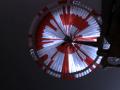 NASA зашифровало сообщение на парашюте марсохода Perseverance
