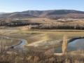 В оккупированном Крыму мелеют водохранилища, вода уходит