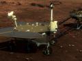 Китай успешно посадил свой марсоход на Красную планету