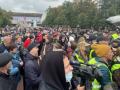 У Росії вийшли на протести через фальсифікації на виборах до Держдуми