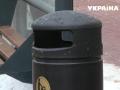 На улицах Чернигова установили антивандальные урны
