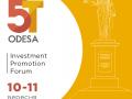 V Ювілейний Міжнародний інвестиційний бізнес-форум «Odesa 5T Investment Promotion Forum» 10-11 вересня 2020 року