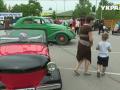 В Кировоградской области состоялся слет ретроавтомобилей