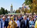 Самый большой Крестный ход в истории Украины: в Киеве собралось до 150 тысяч человек