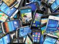 Впервые сократились продажи смартфонов