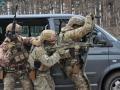 СБУ начала антитеррористические учения по всей стране