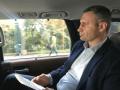 Кличко объяснил свое заявление о возможном запрете на движение частного транспорта в Киеве
