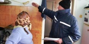В Черниговской области спасатели проводят рейды по многоэтажкам