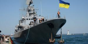 """Ко Дню Независимости всех желающих будут пускать на флагман ВМС """"Гетьман Сагайдачный"""""""