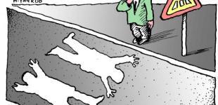 Депутаты взялись за пешеходов