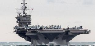 Авианосец ВМС США впервые за почти 30 лет вошел в Арктику