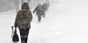 В Украине будет снежно