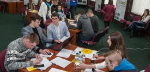 Кофе в обмен на мусор: украинские студенты показали инновационные проекты