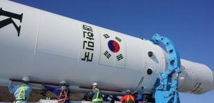 Южная Корея испытывает новый космический ракетный двигатель