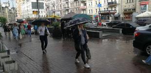 В Україну увірвуться миттєві сильні зливи: які області затопить