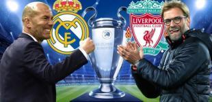 Сегодня в Киеве состоится финал Лиги чемпионов, где встретятся Реал и Ливерпуль