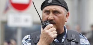Во время разгона демонстрации в Москве заметили экс-беркутовца Кусюка