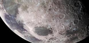 NASA впервые обнаружило воду на освещенной стороне Луны