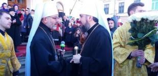 Епифания в Черновцах встречать вышли тысячи верующих