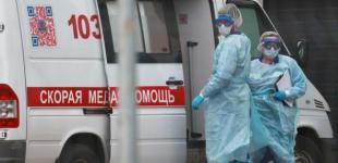 В России количество случаев COVID-19 приближается к 800 тысячам