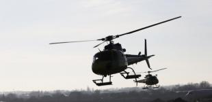 В этом году пограничники получат еще десять вертолетов Airbus Н125