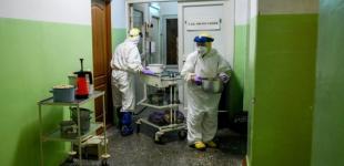 Четверта COVID-хвиля в Україні спаде наприкінці року - вчені